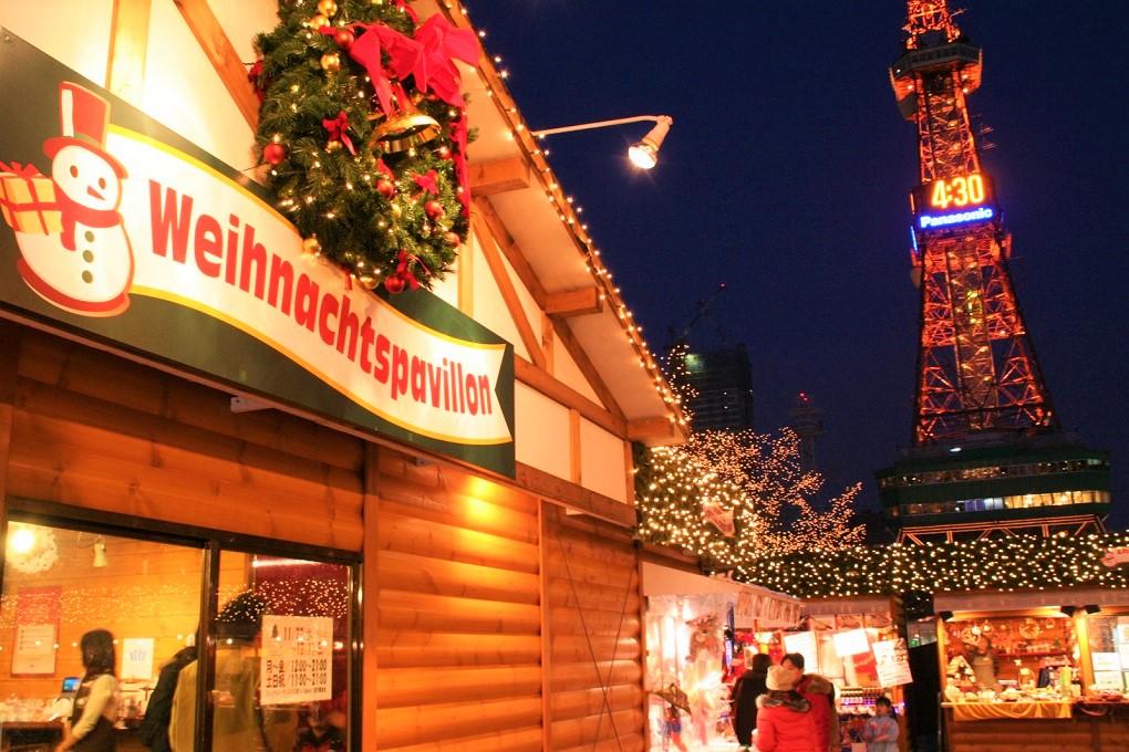 北海道のクリスマス
