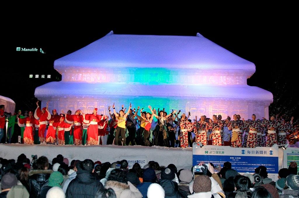 北海道・冬の観光イベントおすすめ13!いつ何処で開催?知らないイベントもある?